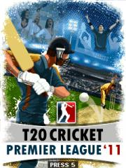 Скачать T20 Cricket Премьер лига 2011 игра