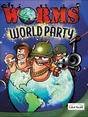 Скачать Червячки и Мировая вечеринка игра
