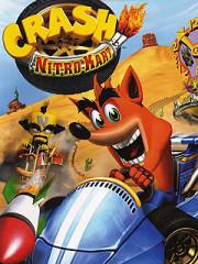 Скачать Crash Bandicoot Bakusou Нитро картинг игра