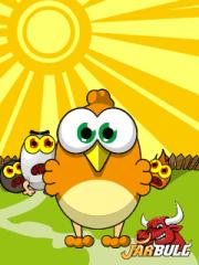 Скачать Смешная курица игра