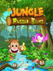 Скачать Джунгли блиц-головоломка игра