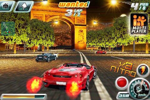 скачать игру гонки на смартфон - фото 8