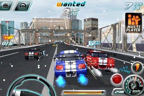 скачать игру гонки на смартфон - фото 2