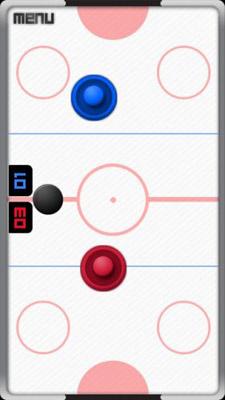 Glow hockey скачать.