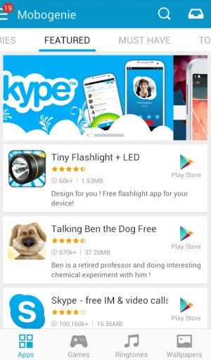 скачать приложение Mobogenie на андроид бесплатно - фото 8